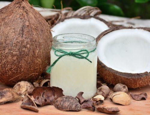 Benefici dell' olio di cocco
