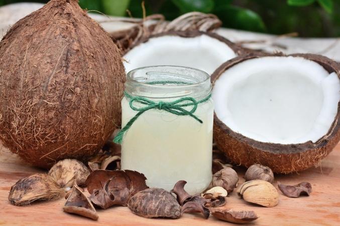 benefici dell'olio di cocco